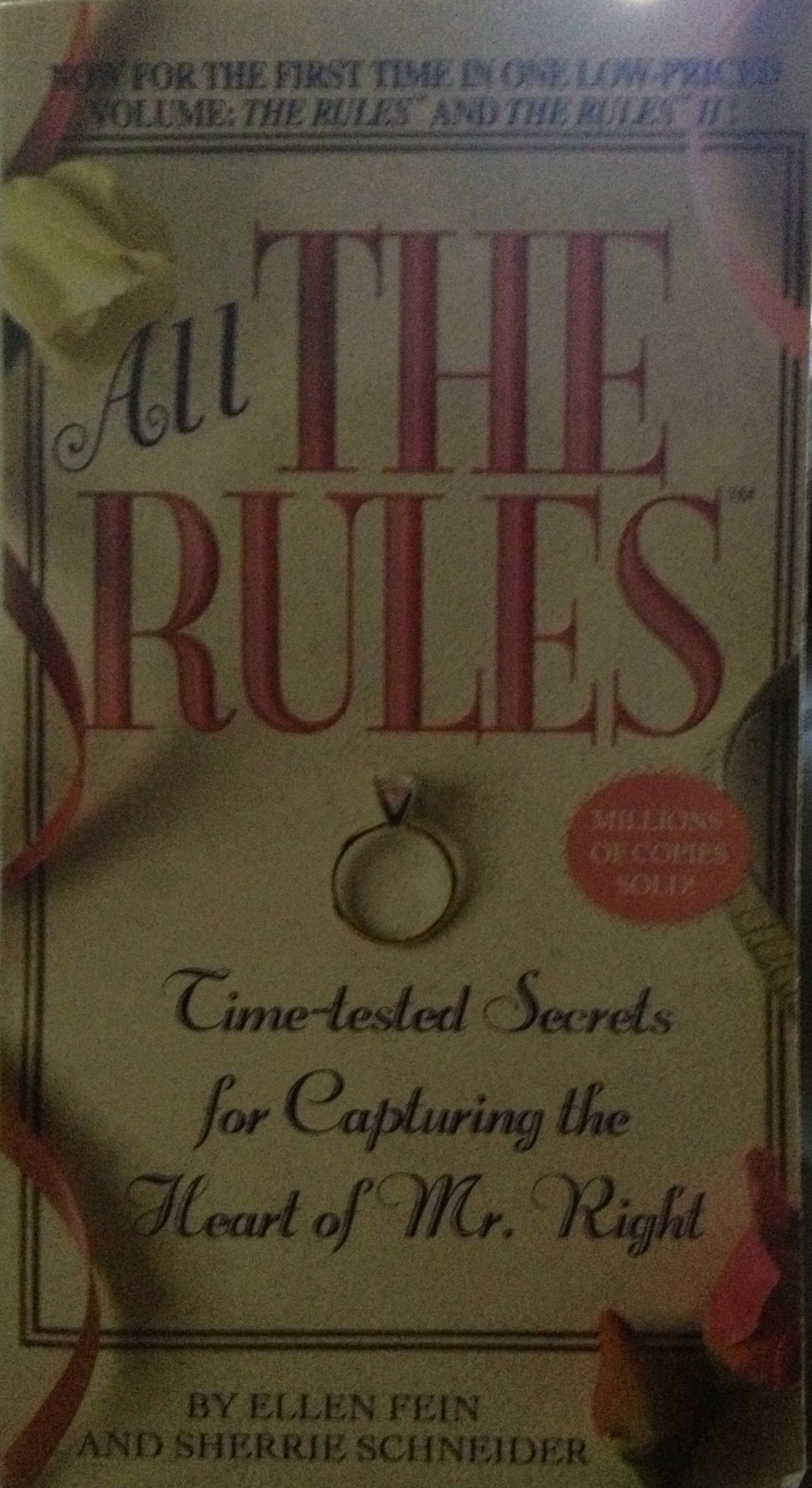 the book of rules for dating