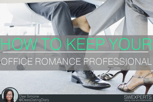 8 Tips For Keeping Your Office Romance Professional