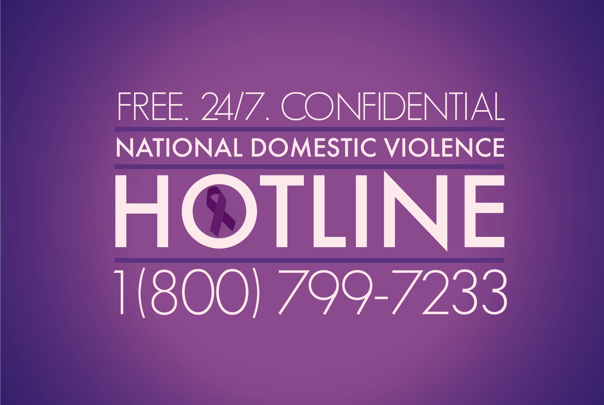 domestic violence awareness month | dee's dating diary
